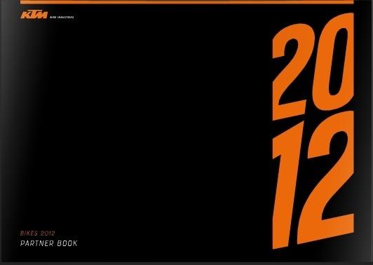 Rowery KTM 2012 Katalog