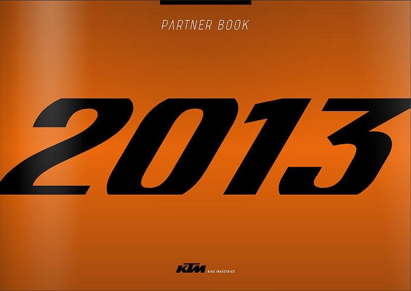 Rowery KTM 2013 ; KTM Rowery 2013