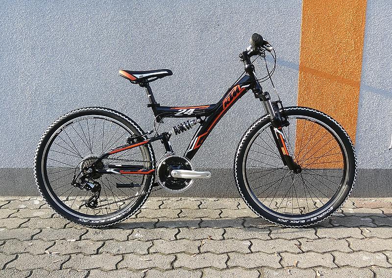 """KTM Speed FS 24"""""""