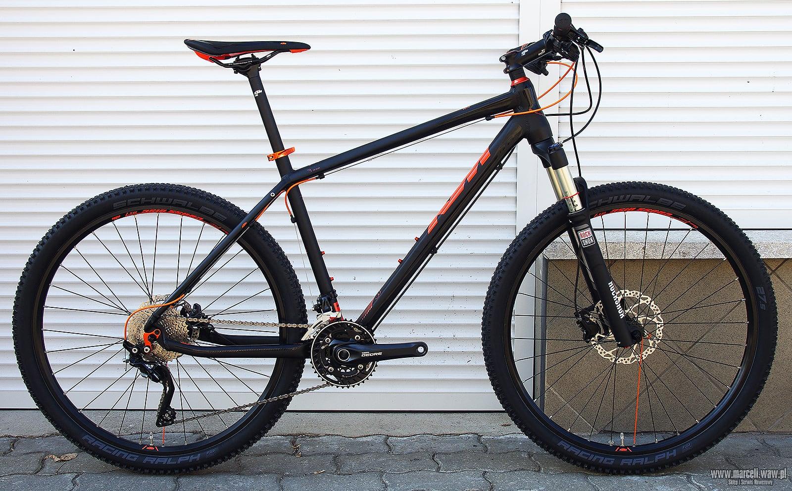 KTM Ultra 1964 (2015). Rower z kolekcji 2015 już dostępny w naszych sklepach.