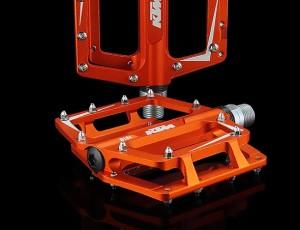 Pedały KTM freeride / BMX Alu