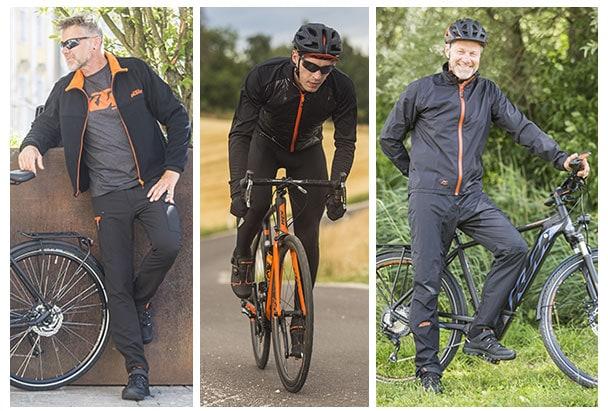 Ubrania rowerowe KTM - jesień , zima
