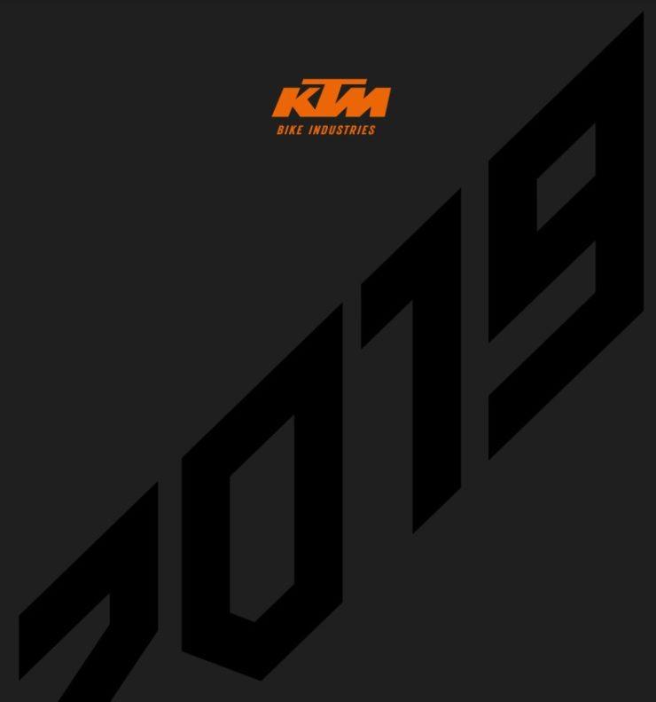 KTM Rowery 2019