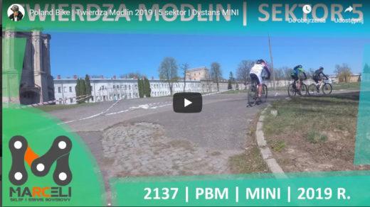 Poland Bike Marathon – Twierdza Modlin, dystans Mini ( 2019) – Trasa